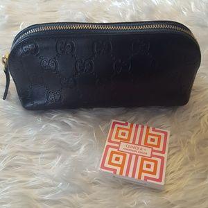 Gucci Guccissima Cosmetic Bag